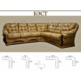 Угловой диван БЭСТ в Анапе